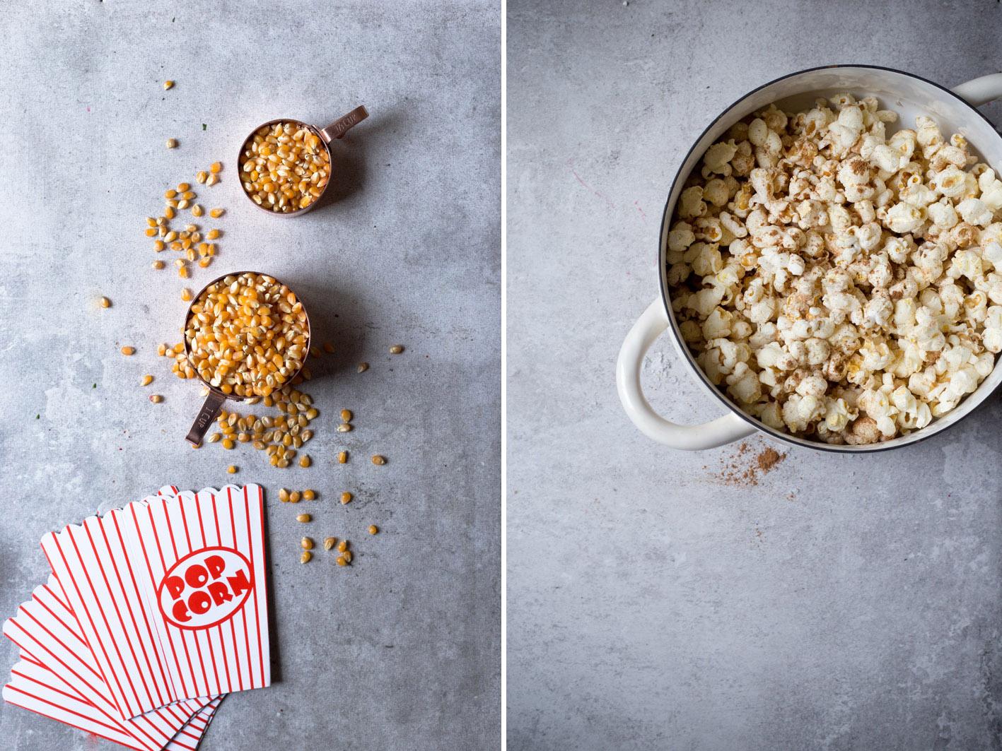 popcorn im topf