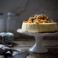 rezept für walnuss cheesecake