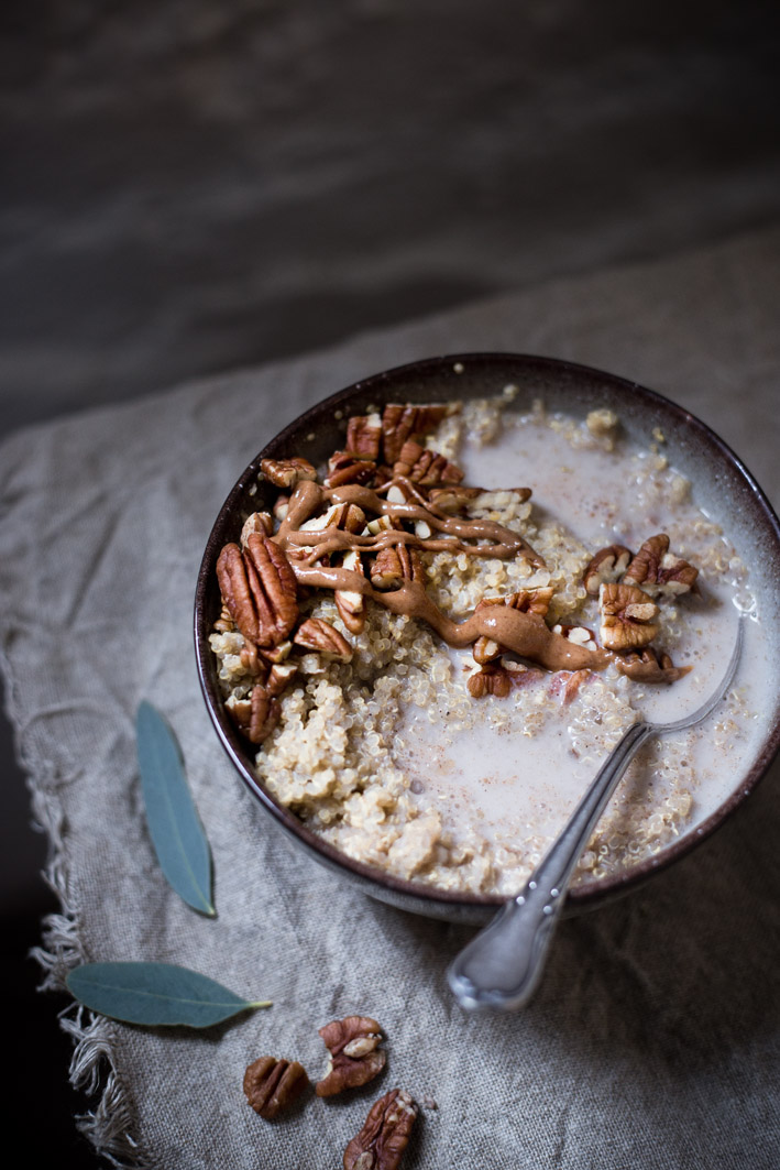 warmer quinoa