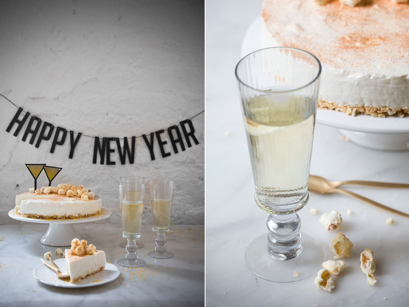 champagner cheesecake rezept