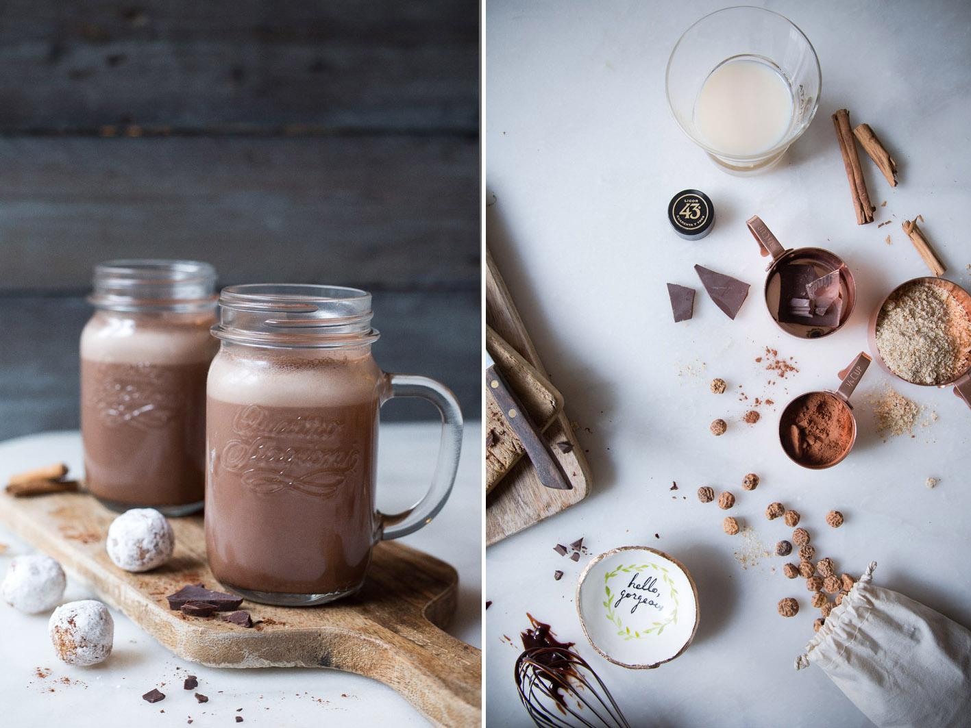 kakao mit schuss