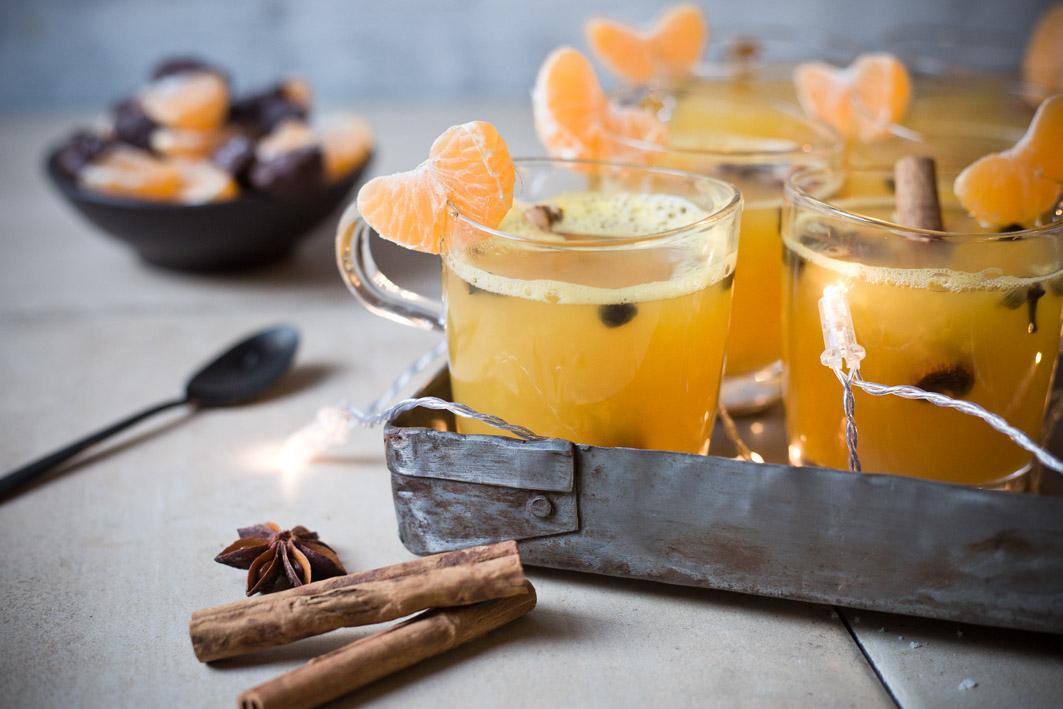 mandarinen gluehwein