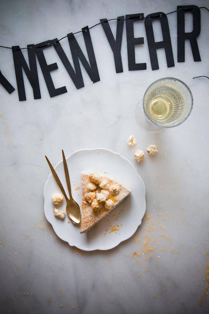 cheesecake champagner