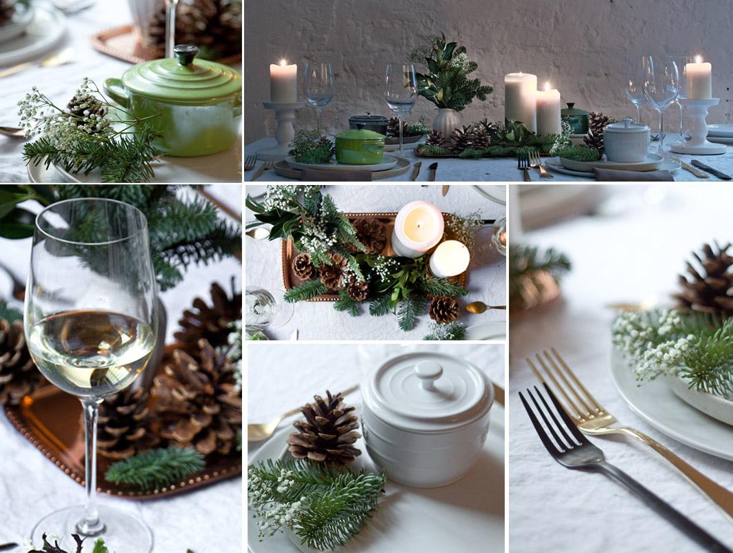Einfache und schnelle weihnachtsdekoration foodlovin 39 - Weihnachten dekoration ...