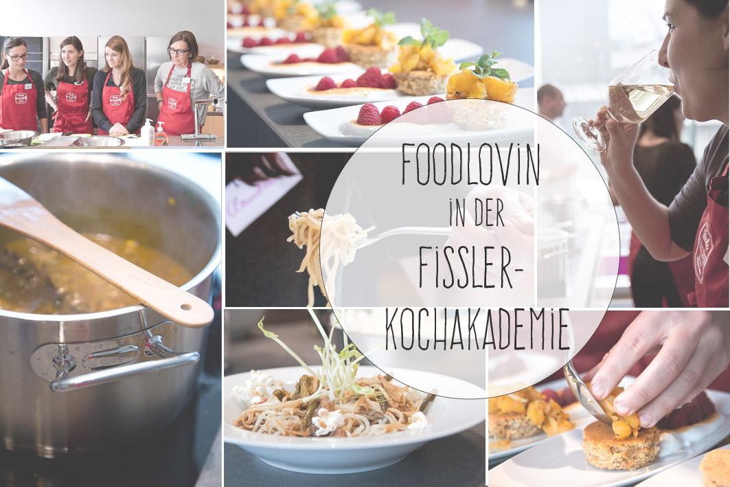 Foodlovin in der Fissler-Kochakademie