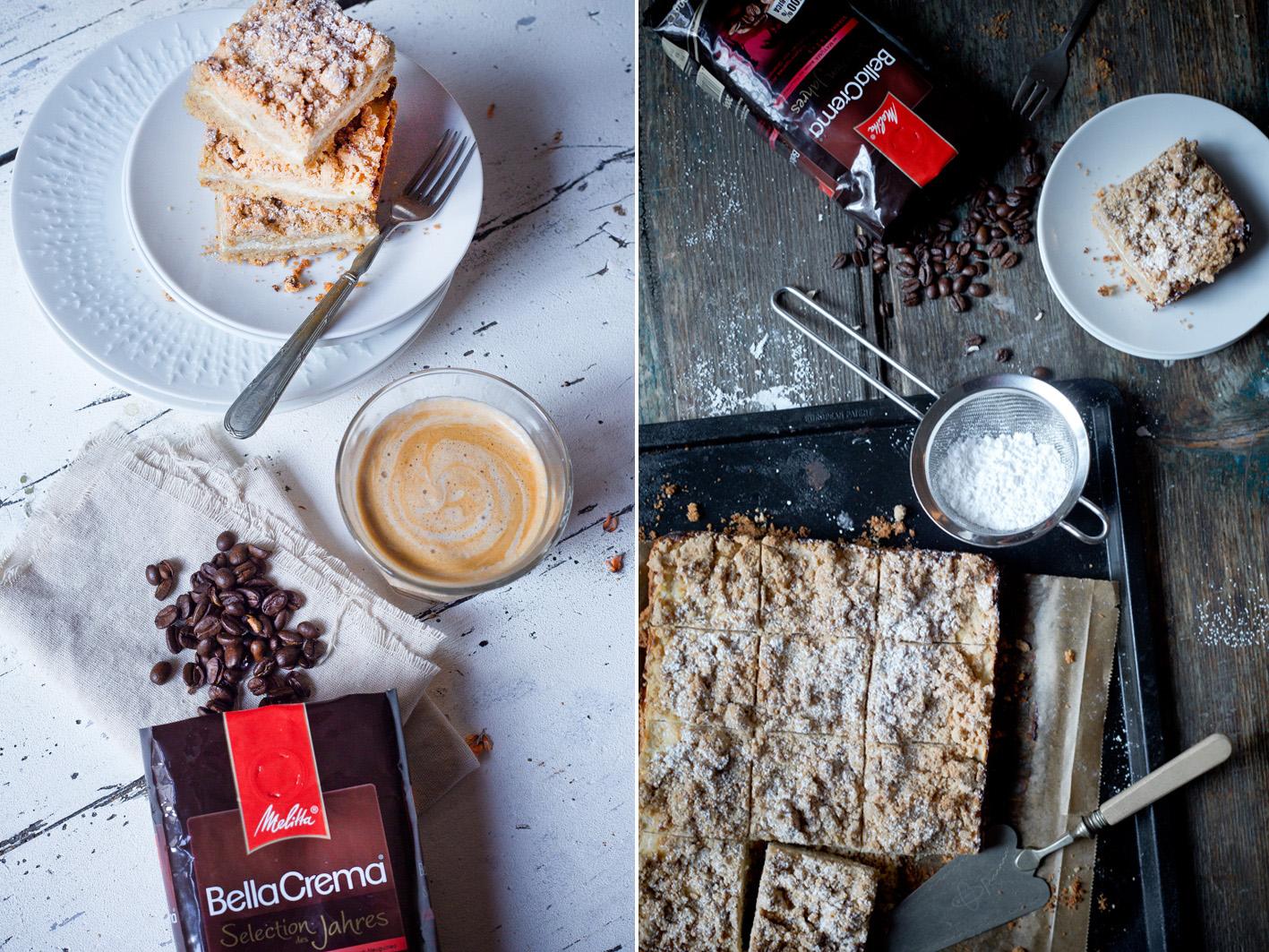 Streuselkuchen zum Kaffee