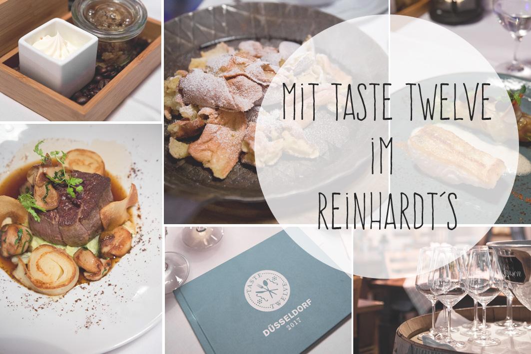 Taste Twelve in Duesseldorf