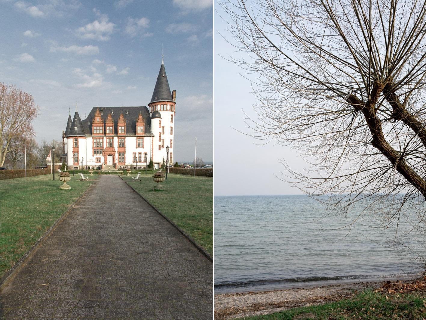 Schlosshotel Klink in Waren an der Müritz