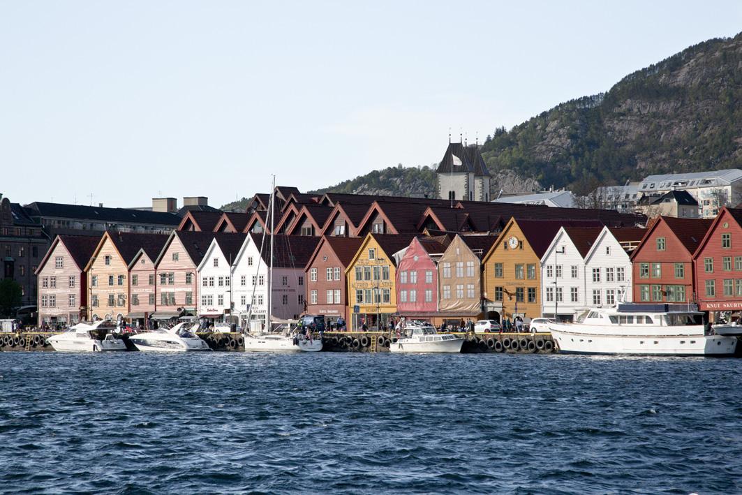 UNESCO Welterbe Bryggen