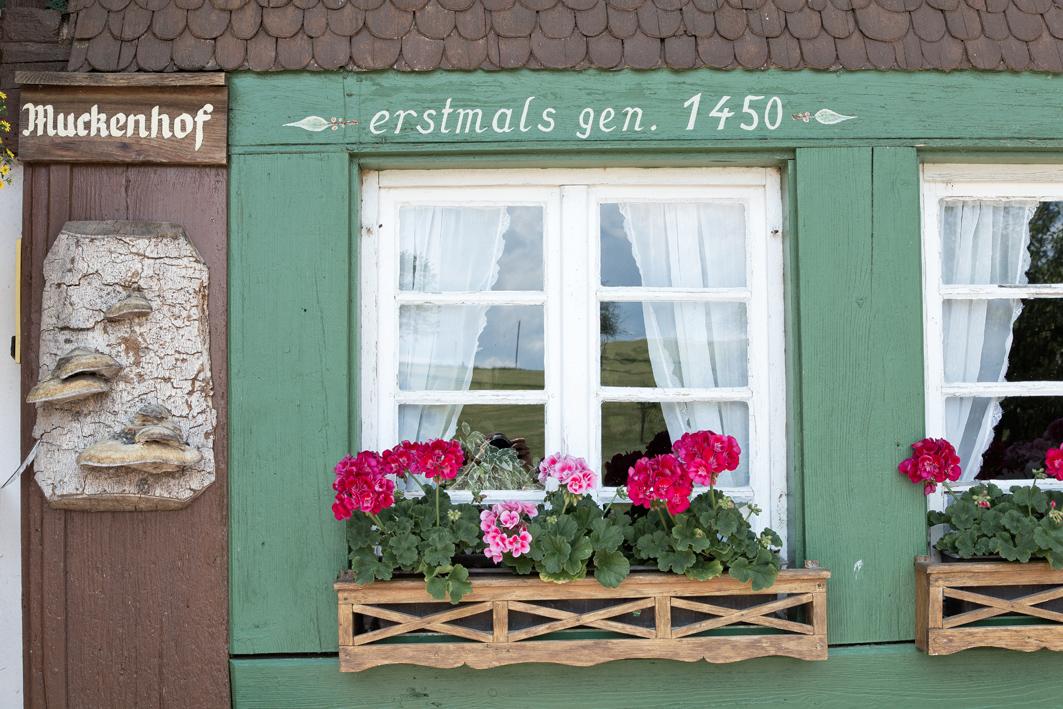 Der Muckenhof im Schwarzwald
