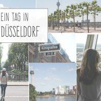 Ein Tag in Düsseldorf