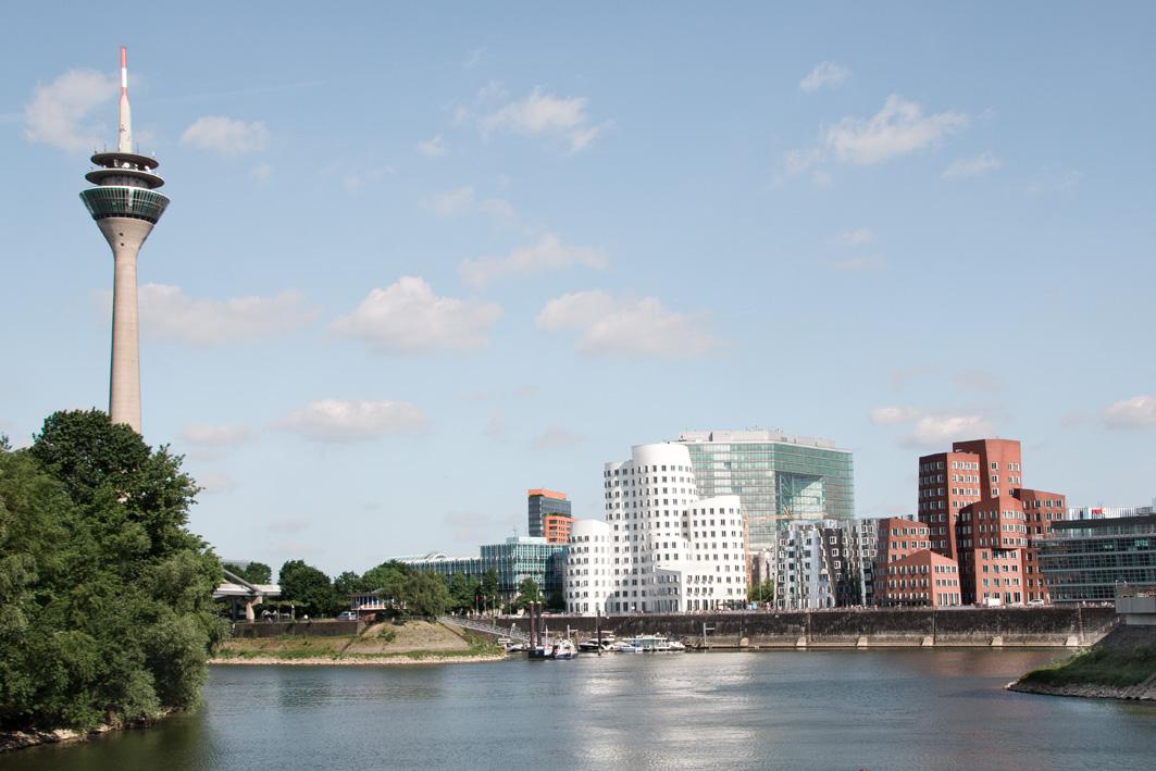 Düsseldorfer Medienhafen