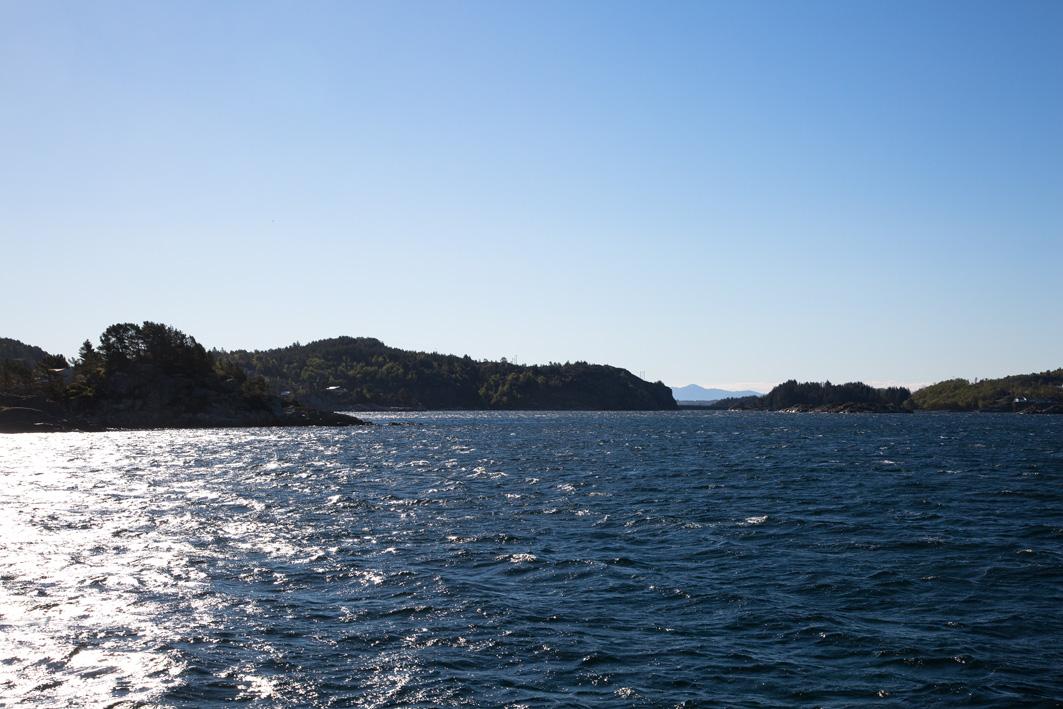 Meer in Norwegen