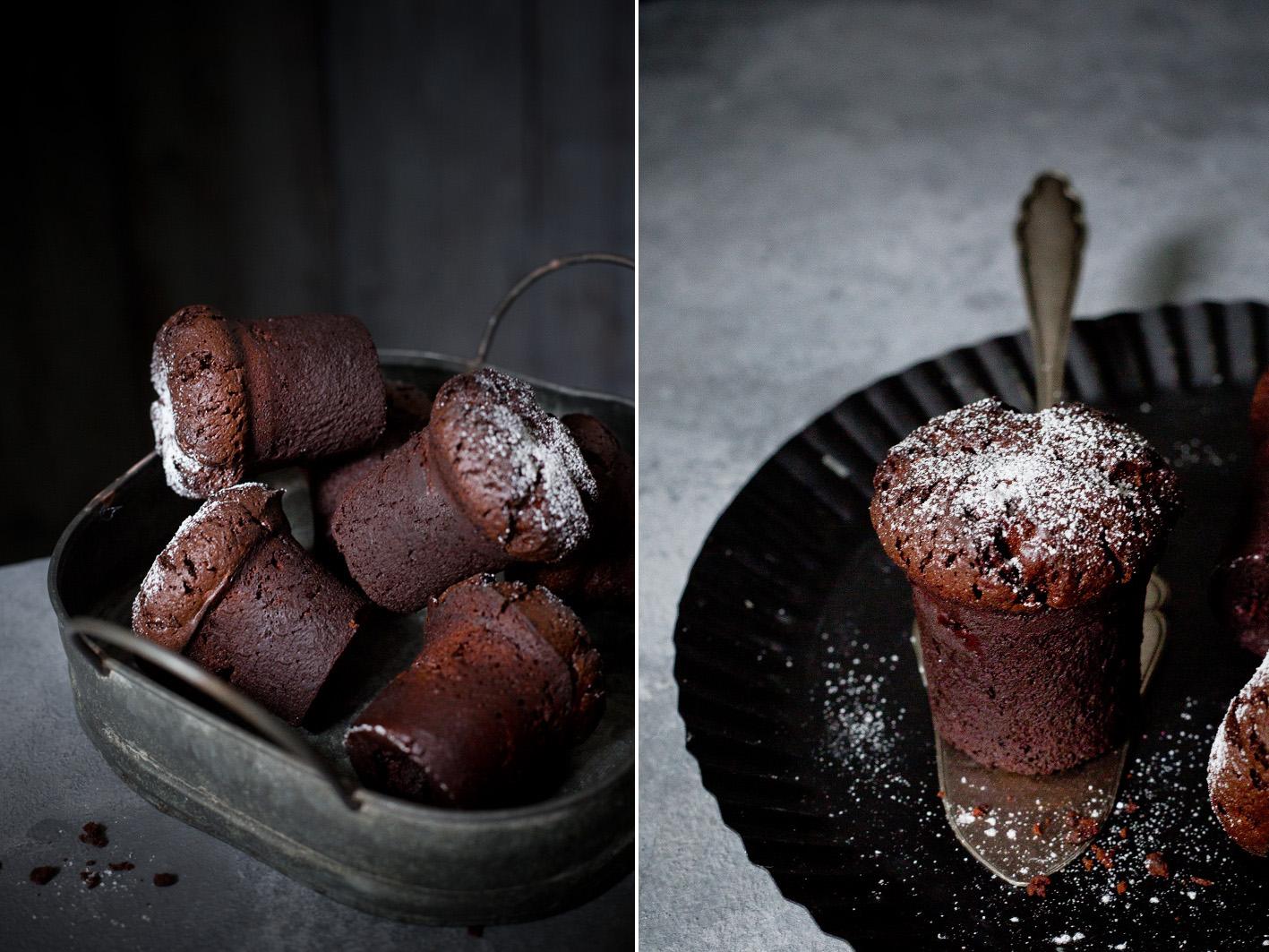Rezept für Schokoladen Bouchons