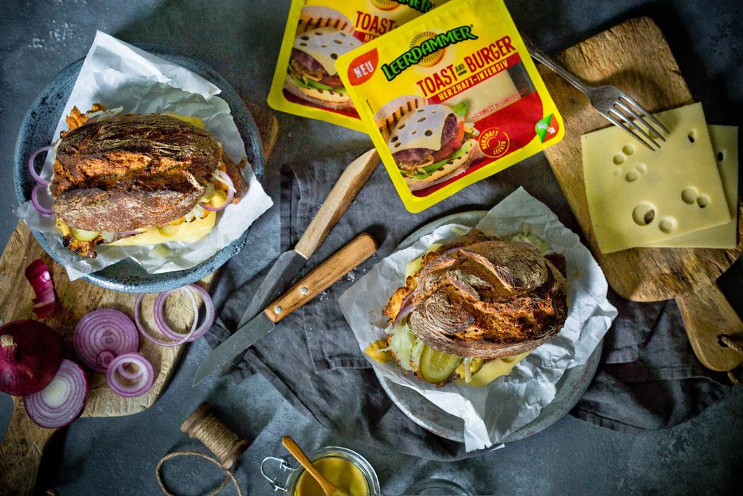 Senfrostbraten Burger