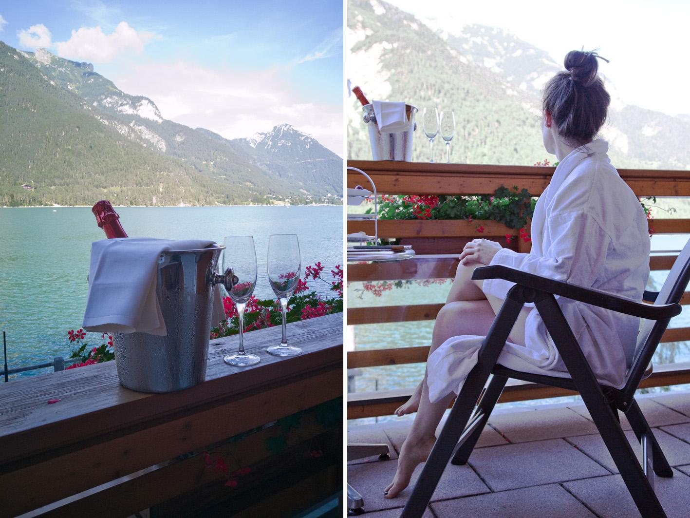 Balkon Travel Charme Hotel Pertisau