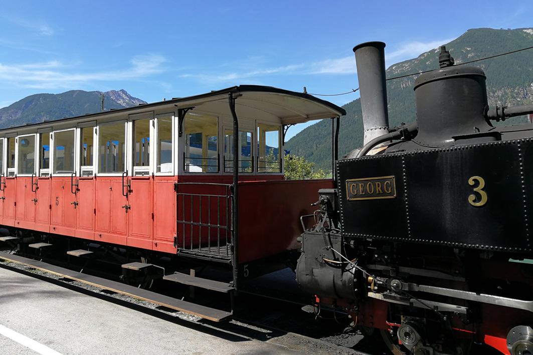 Dampfbahn Achensee