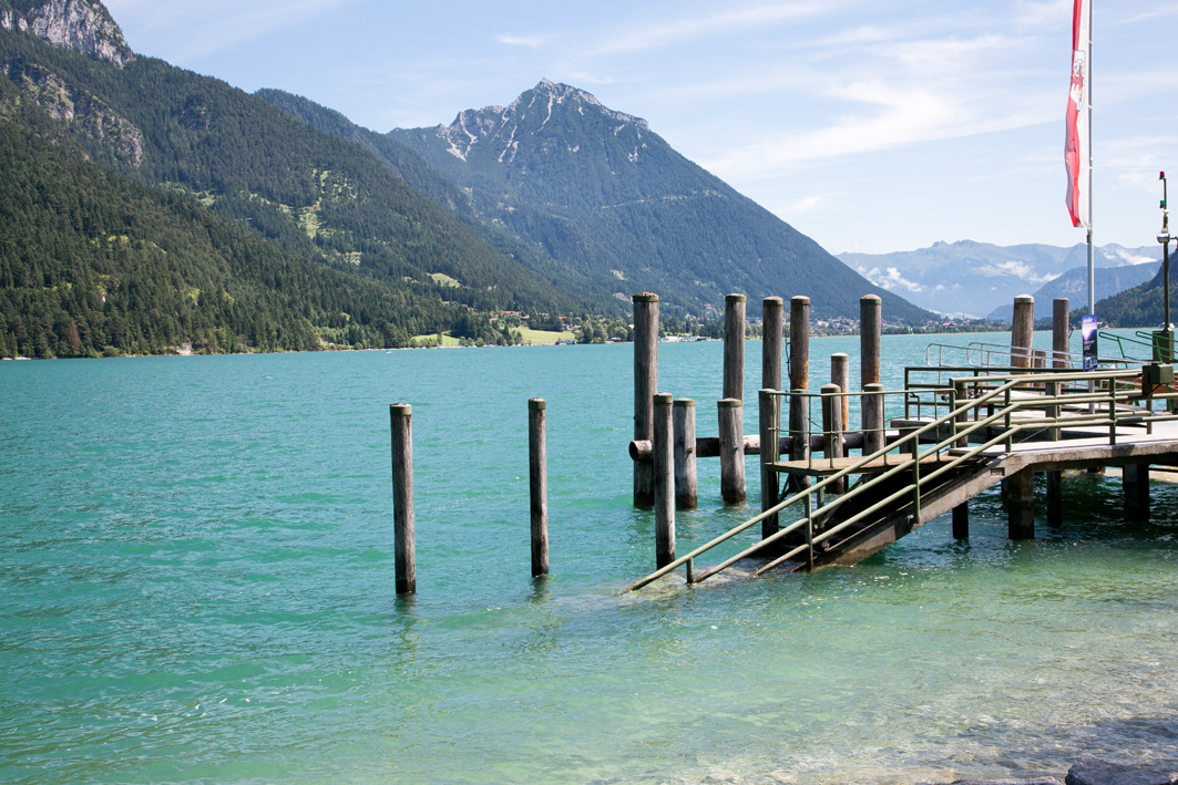 Steg Achensee
