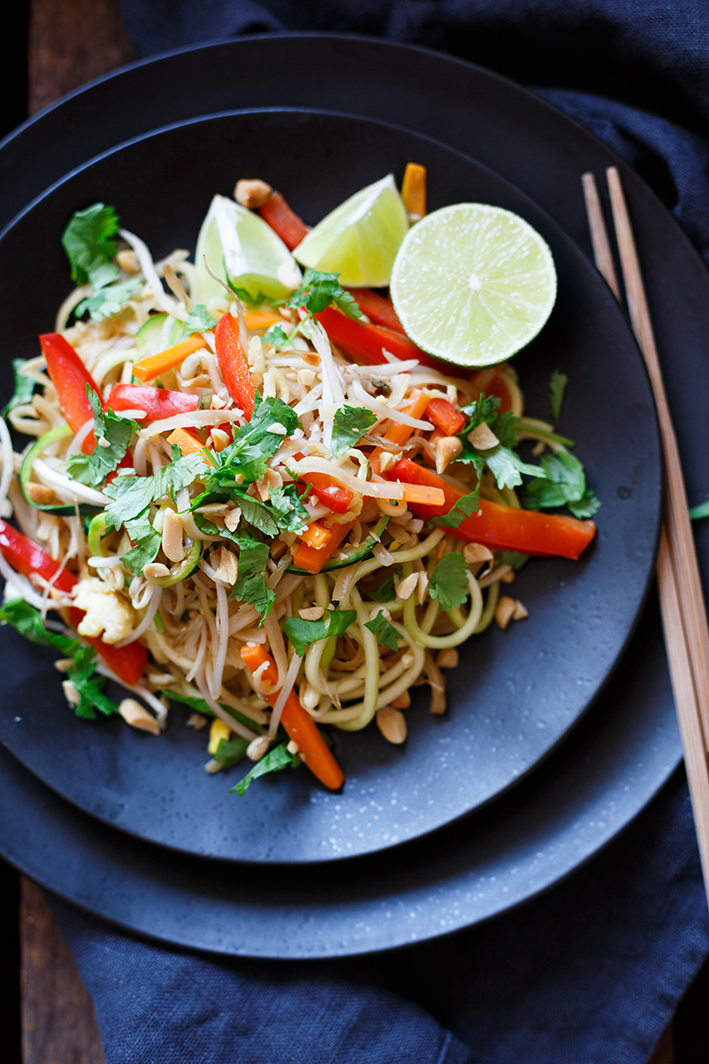 Rezept für schnelles Pad Thai