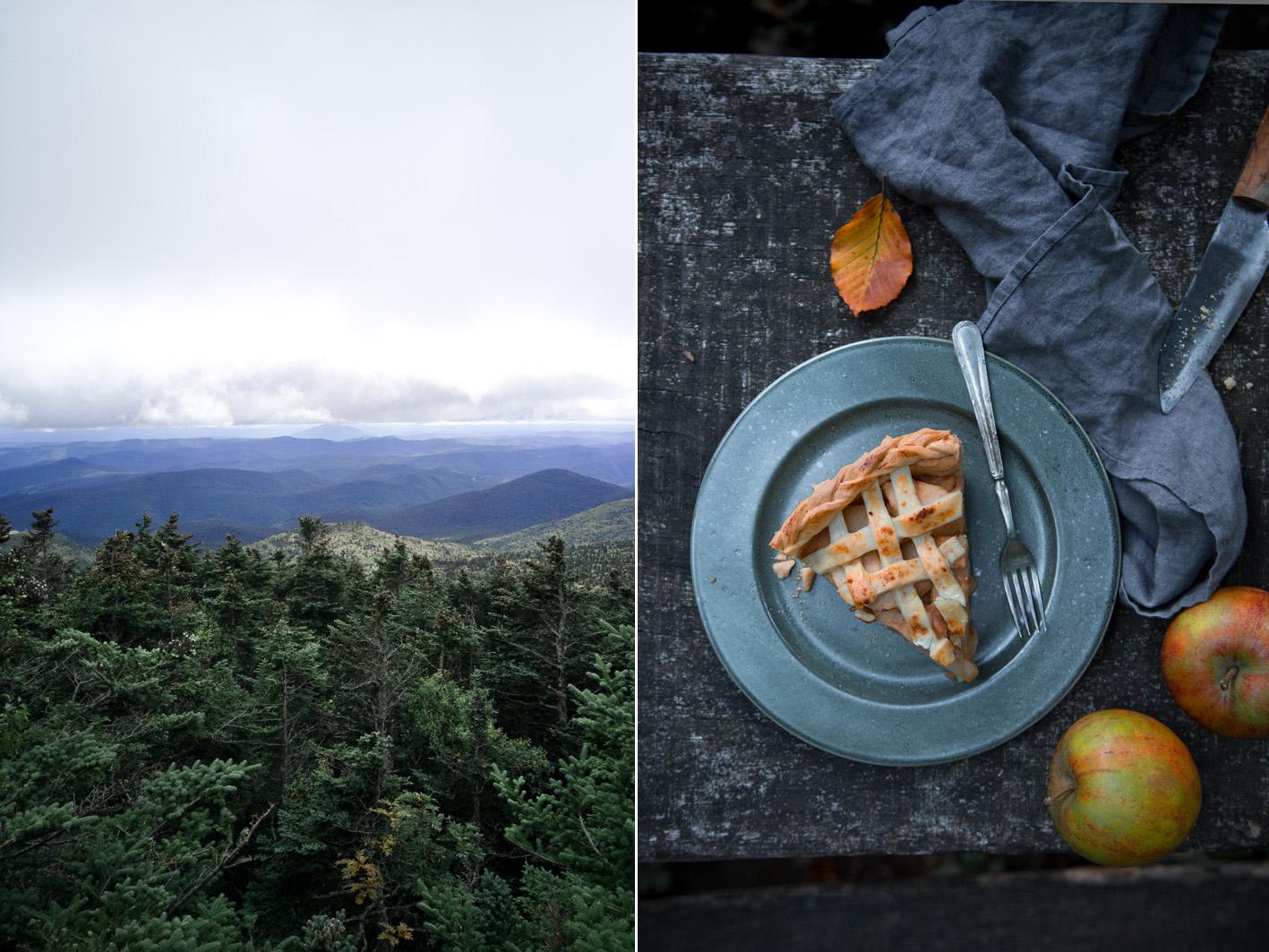 Rezept für Apple Pie aus Vermont