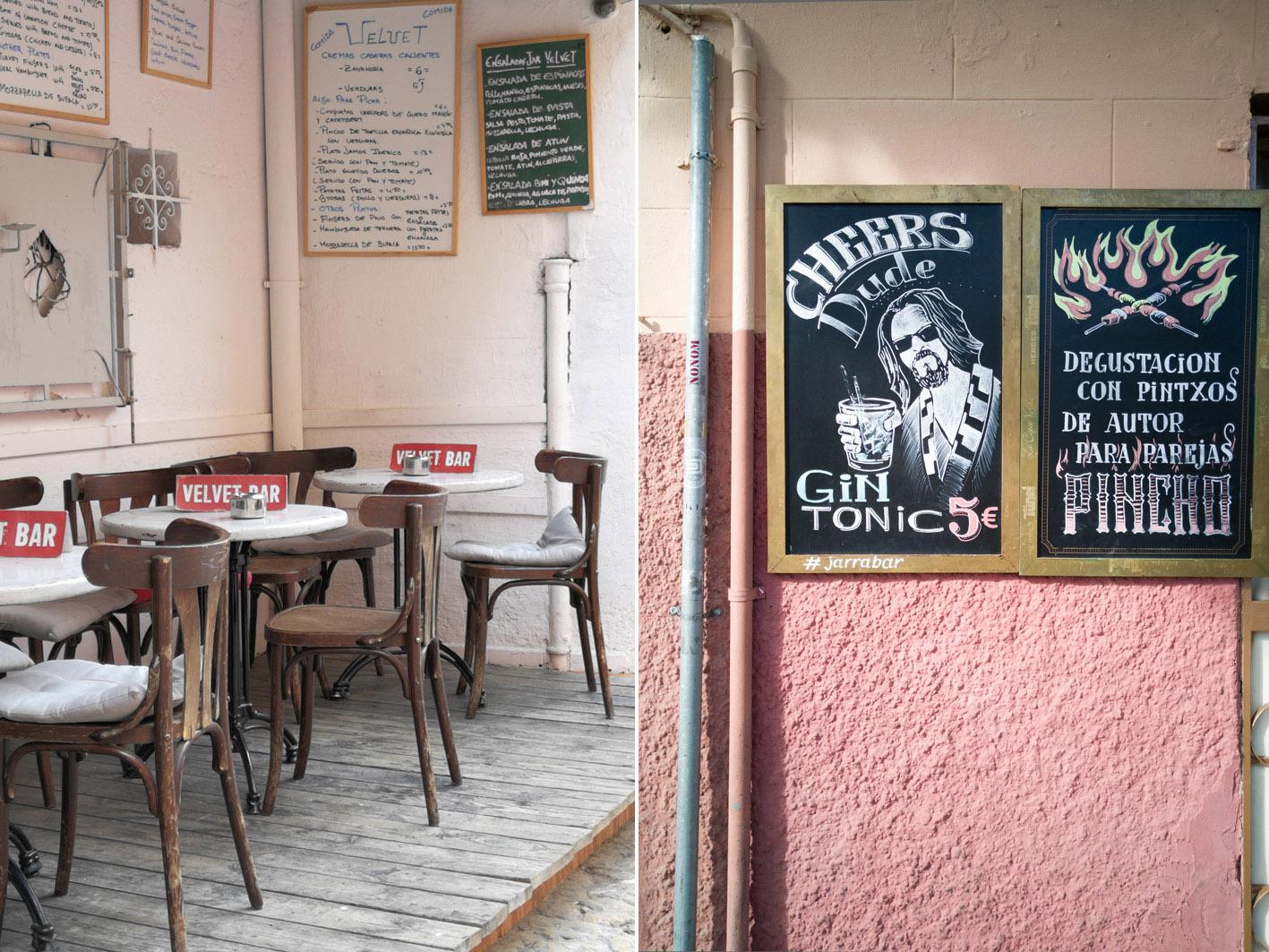 Bar in Palma