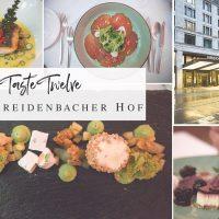 Taste Twelve Breidenbacher Hof