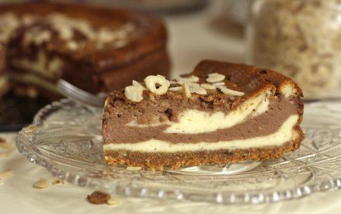 Versüß' dir den Montag: mit Hazelnut Cheesecake