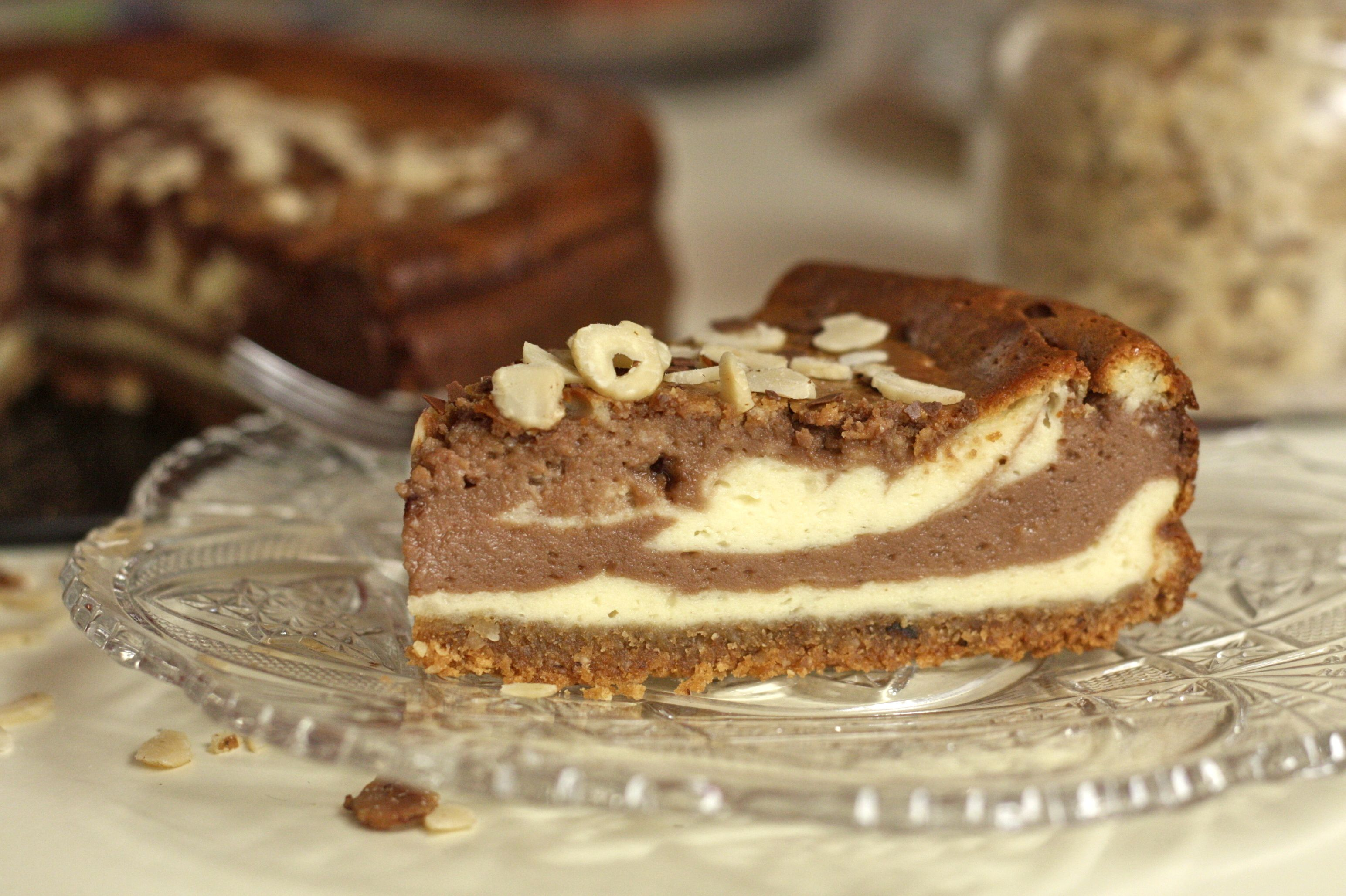 Nutella Cheesecake 6