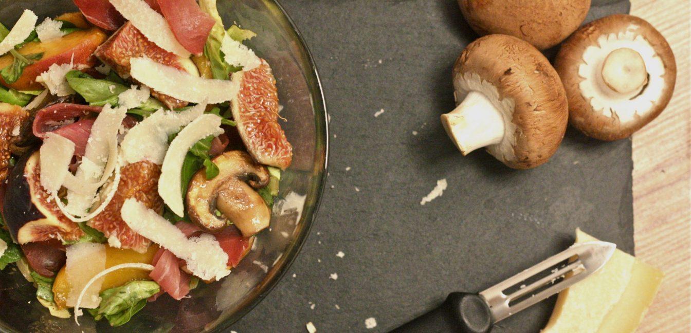 Tschüss Sommer Salat
