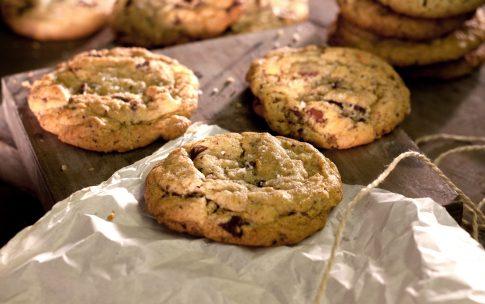 Vesüß' dir den Montag: mit dem NYT Chocolate Chip Cookie