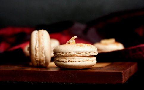 Lebkuchen Macarons