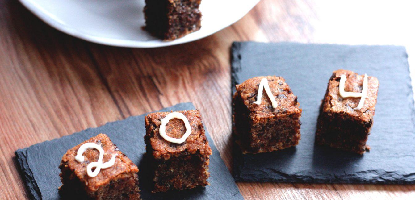 Versüß' dir den Montag: mit Kuchenwürfeln
