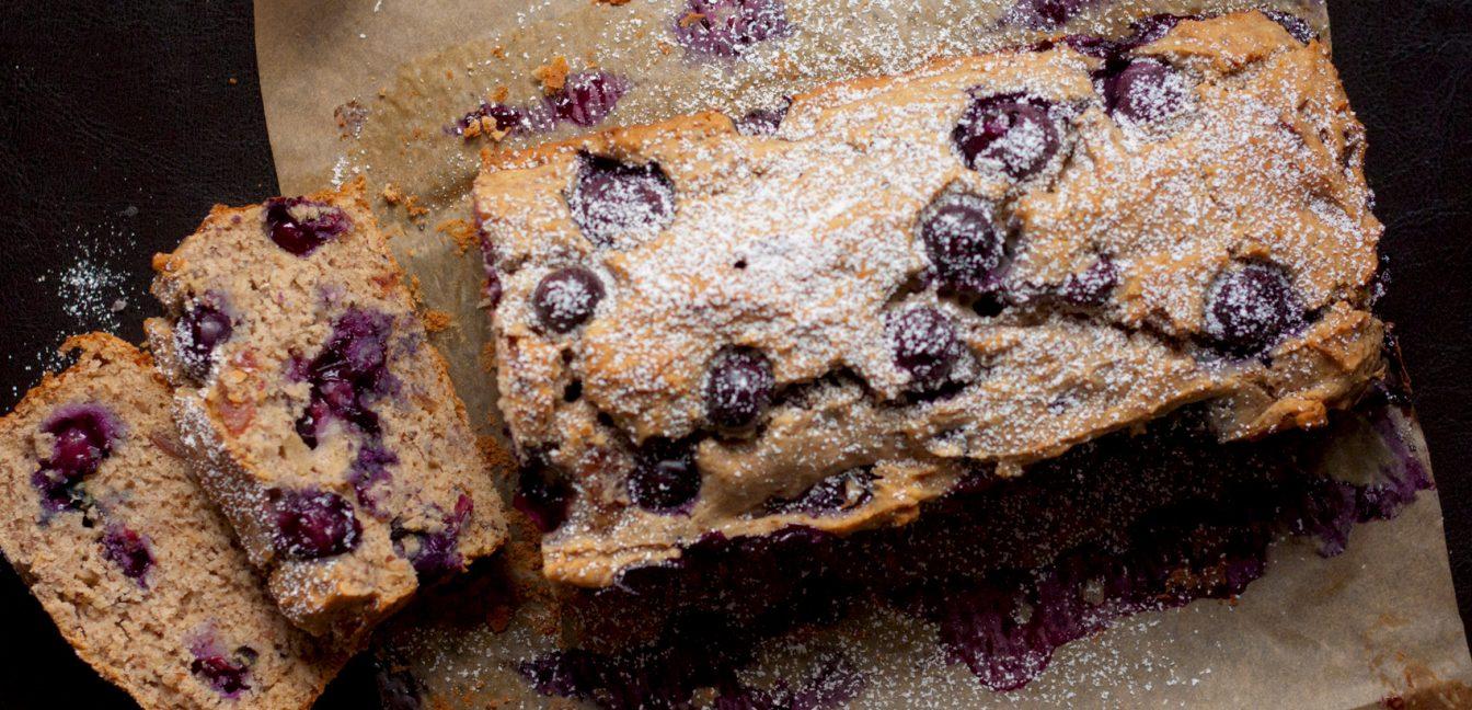 Gesunder Geht Kuchen Nicht Blaubeer Buchweizen Kuchen Foodlovin