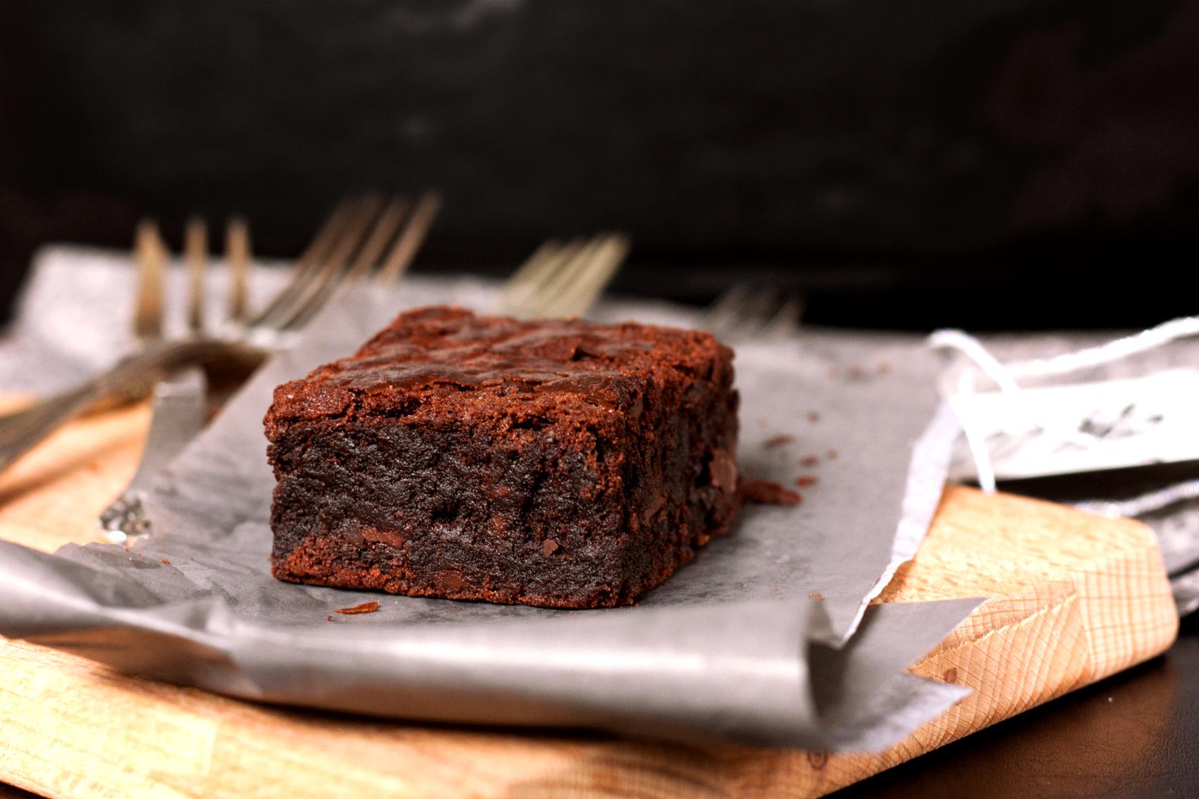 Rezept für den perfekten Brownies