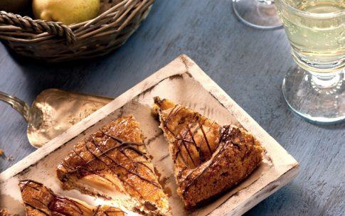 Versüß' dir den Montag: mit dem besten Birnenkuchen