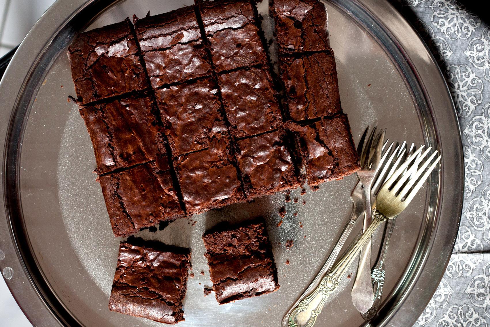Extra fudgy Brownies