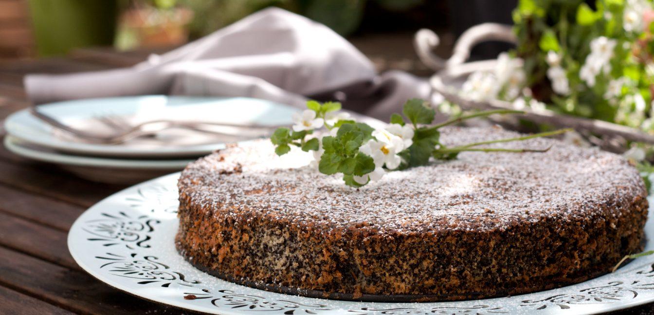 Versüß' dir den Montag: Mit Mohnkuchen