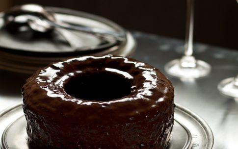 Sinnlicher Schokoladenkuchen