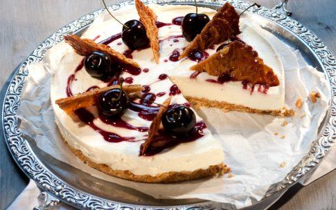 Gastbeitrag bei Zimtkeks & Apfeltarte: No bake Cherry Cheesecake