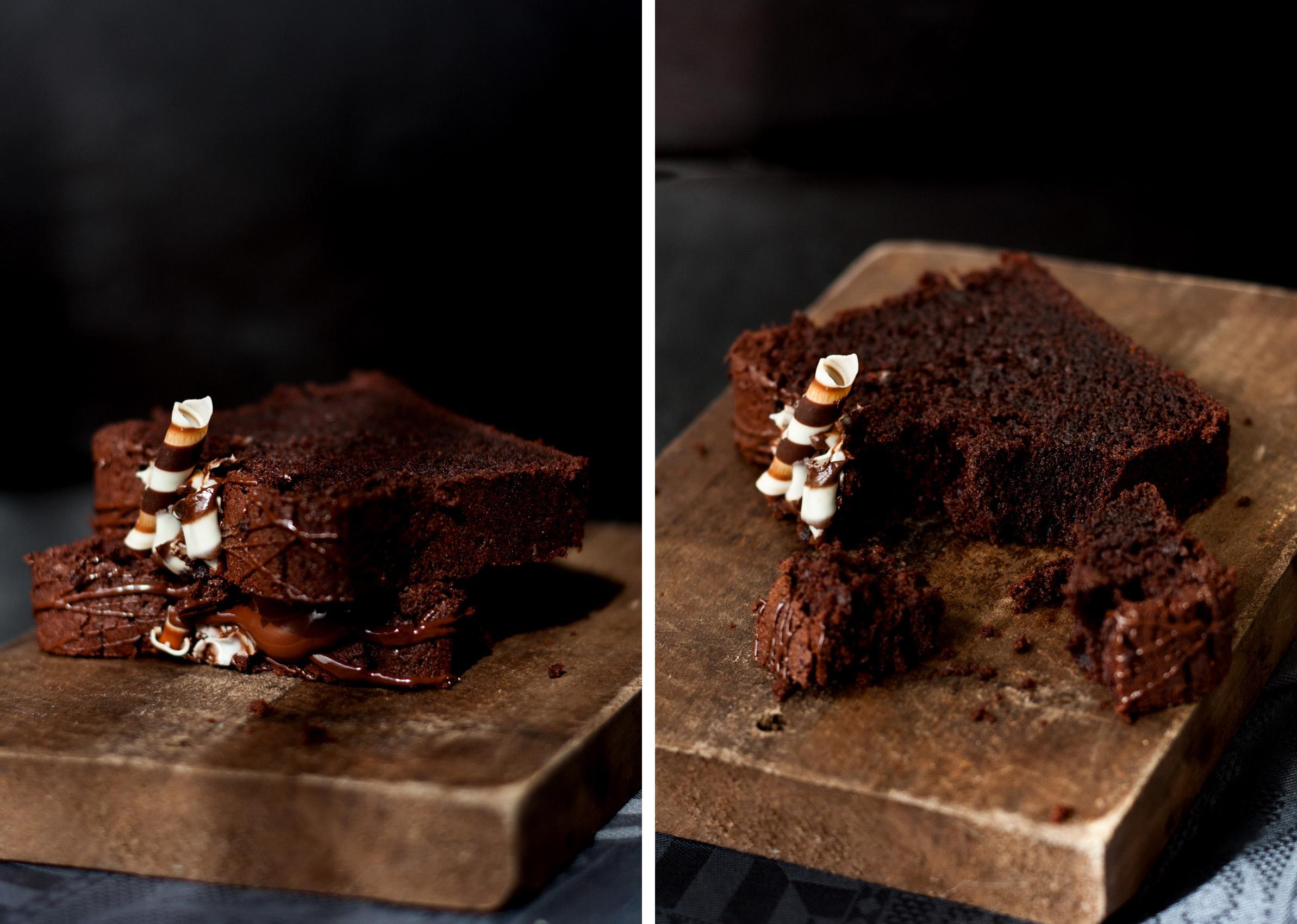 ultimativer schokoladenkuchen
