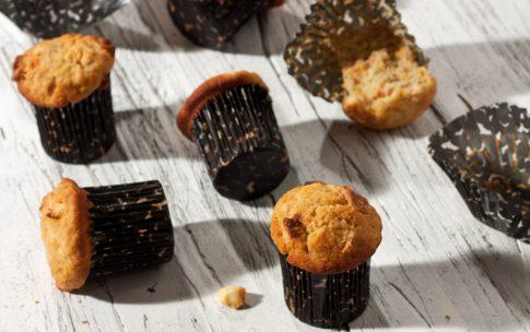 Weiße Schoko-Kürbis-Muffins