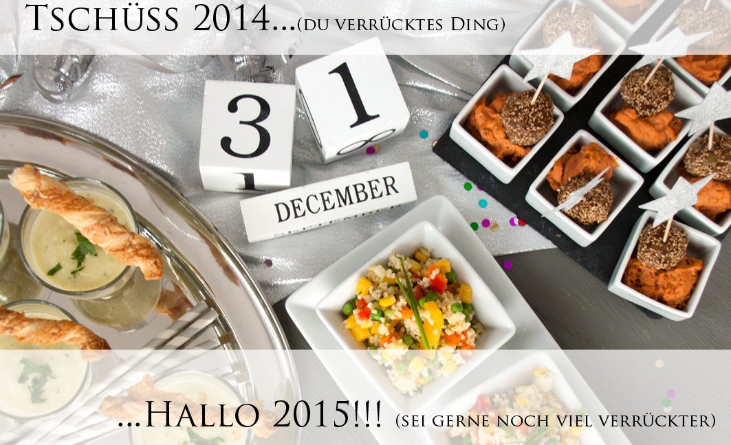 Tschüss 2014! Der Foodlovin' Jahresrückblick.