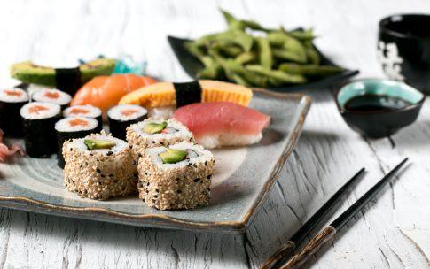 Sushi bestellen in Düsseldorf – Wo ist es am leckersten?