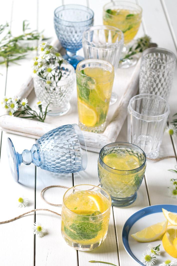 limoncello drink gläser