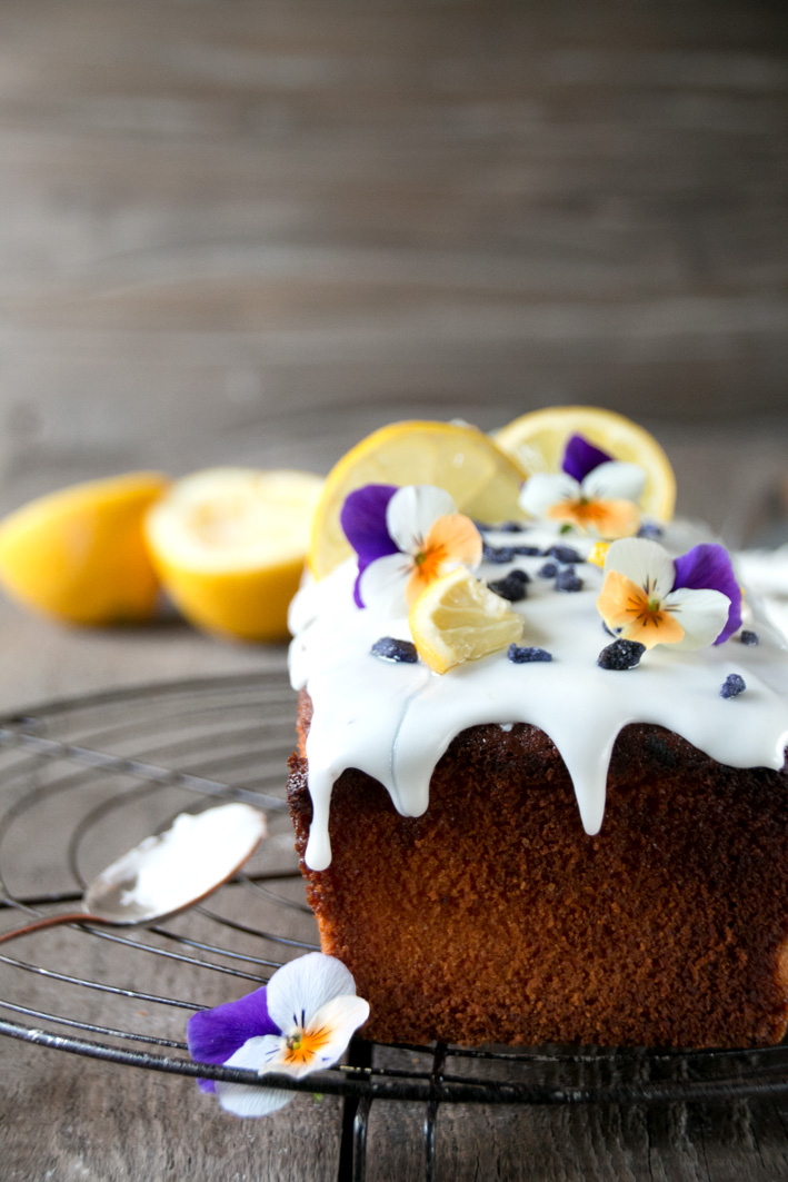 zitronenkuchen limoncello