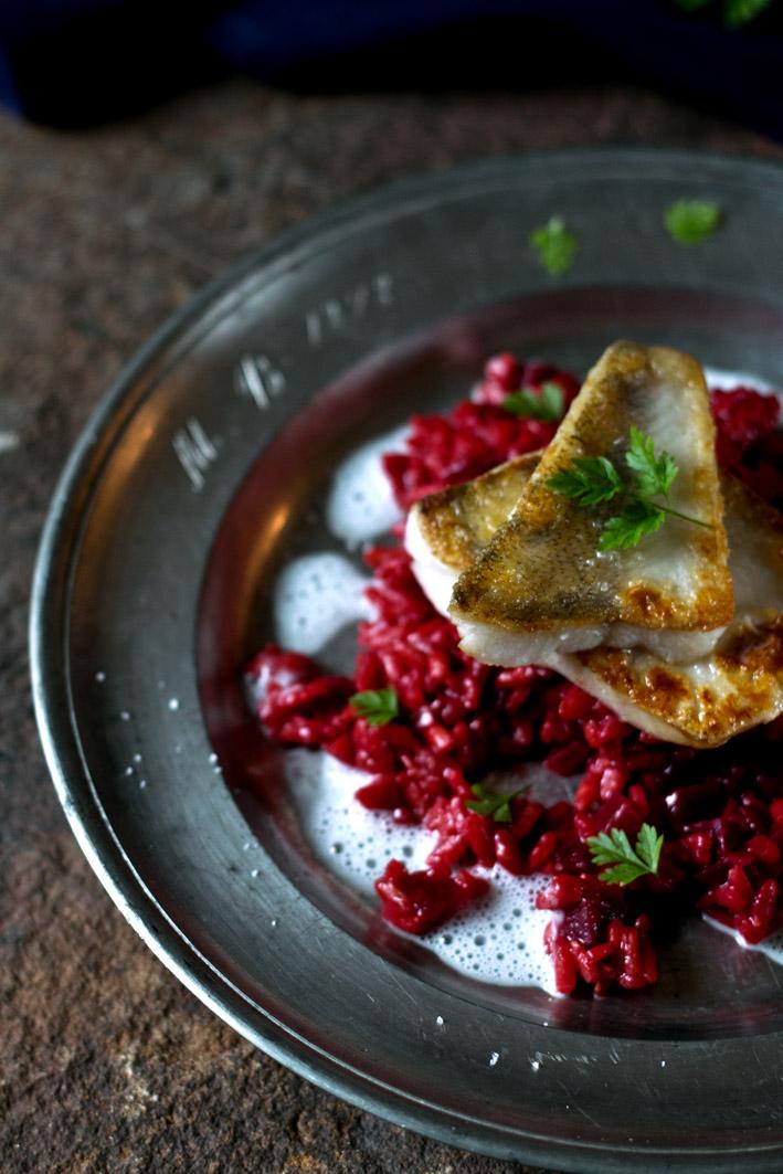 rote bete risotto foodlovin