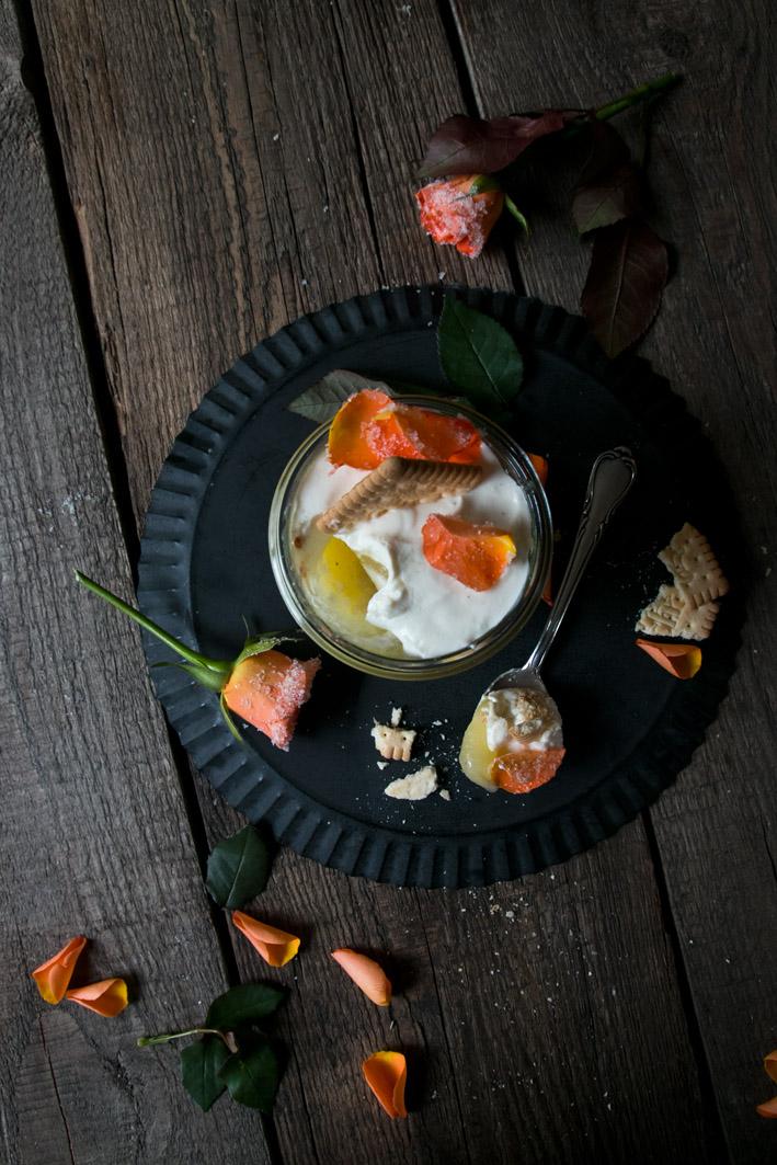 trifle mit lemon curd