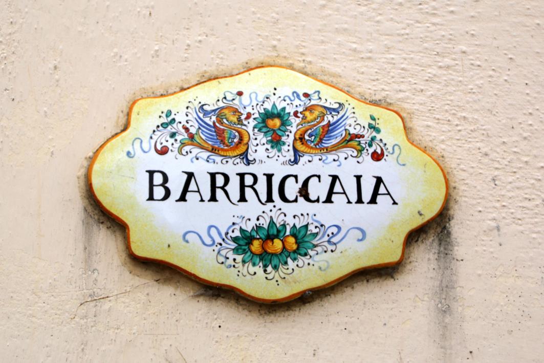 barriccaia