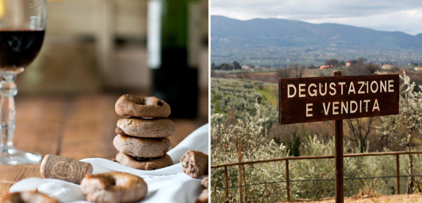 Unterwegs in Sachen Wein. Mein kulinarisches Mitbringsel aus Umbrien.