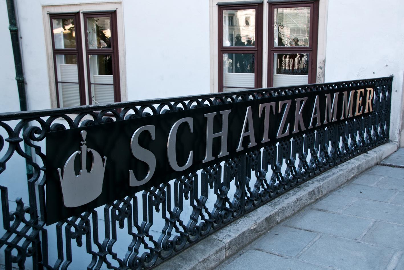 schatzkammer hofburg Wien